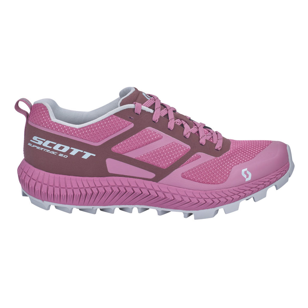 Scott Women's Supertrac 2.0 - Purple / Maroon