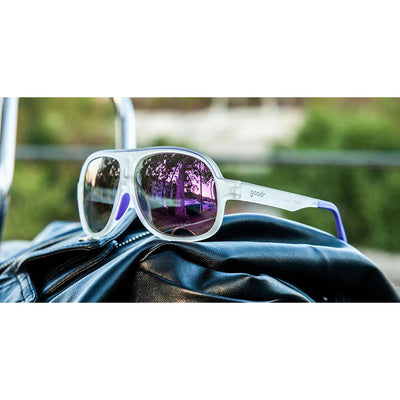 goodr sunglasses - sleazy rider - superfly
