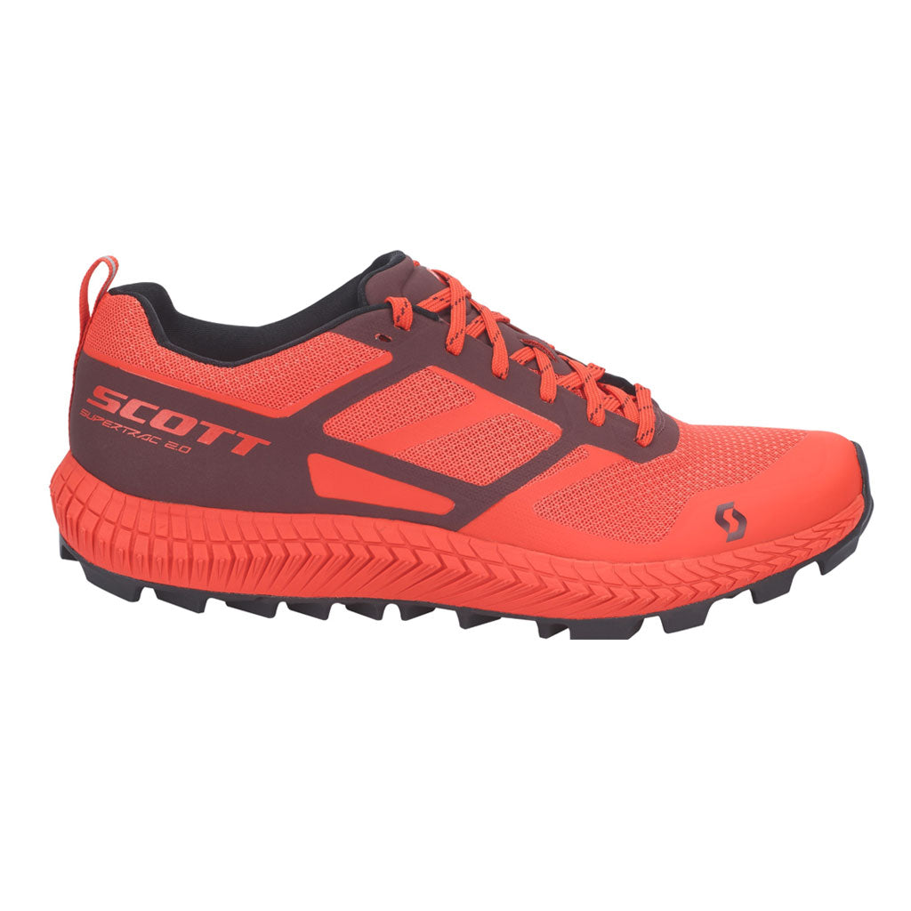 Scott Supertrac 2.0 - Orange / Maroon