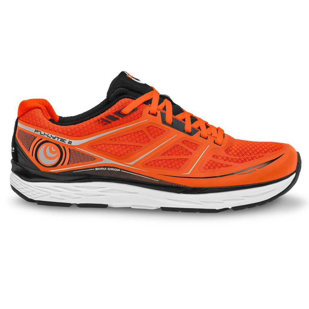 Topo FLI-LYTE 2 - Mens - Orange/Black