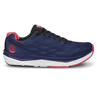 Topo MAGNIFLY 2 - Navy / Pink - Womens Road Running Shoes
