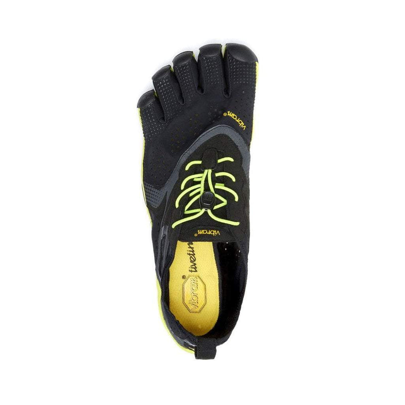 Vibram Fivefingers 2018 - V Run Mens - Black - Yellow