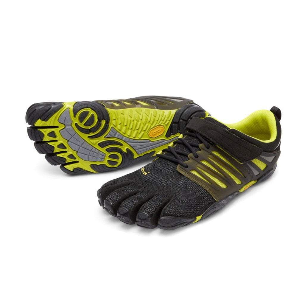 Vibram V Train Fivefingers 2018 - Black - Green