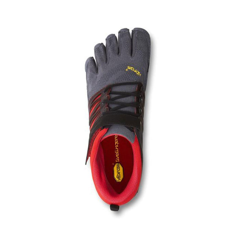 Vibram V Train Fivefingers 2018 - Grey - Black - Red