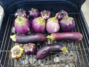 What to do with eggplant?