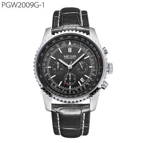 Watch Men Fashion Luminous Quartz Men Watch Top Brand Luxury Watches Clock