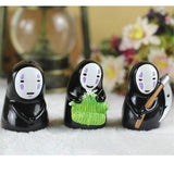 Refinement Wood Spirited Away Slender Man Music Box Personality House And Home Furnishings Creative Artware Birthday Gift L888
