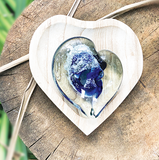 Heart Paperweight | Glash Designs