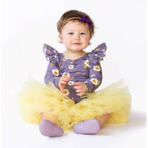 Butter Yellow Tutu