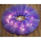 Purple & Lavender LED Light Up Tutu