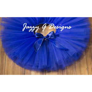 Royal Blue Tutu