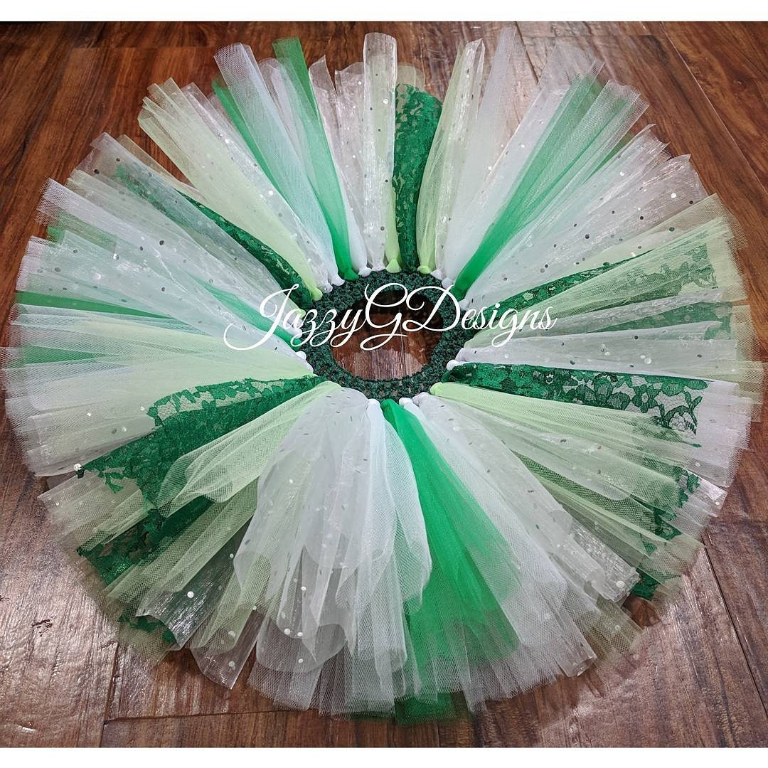Clover and Lace Tutu