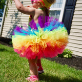 Tropical Rainbow Tutu