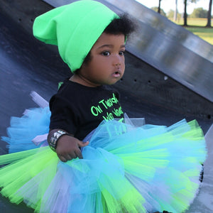 Island Mermaid Tutu