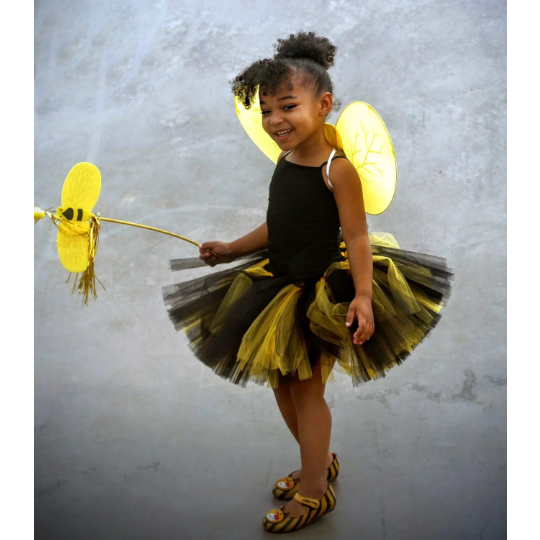 Bumblebee Black & Yellow Tutu