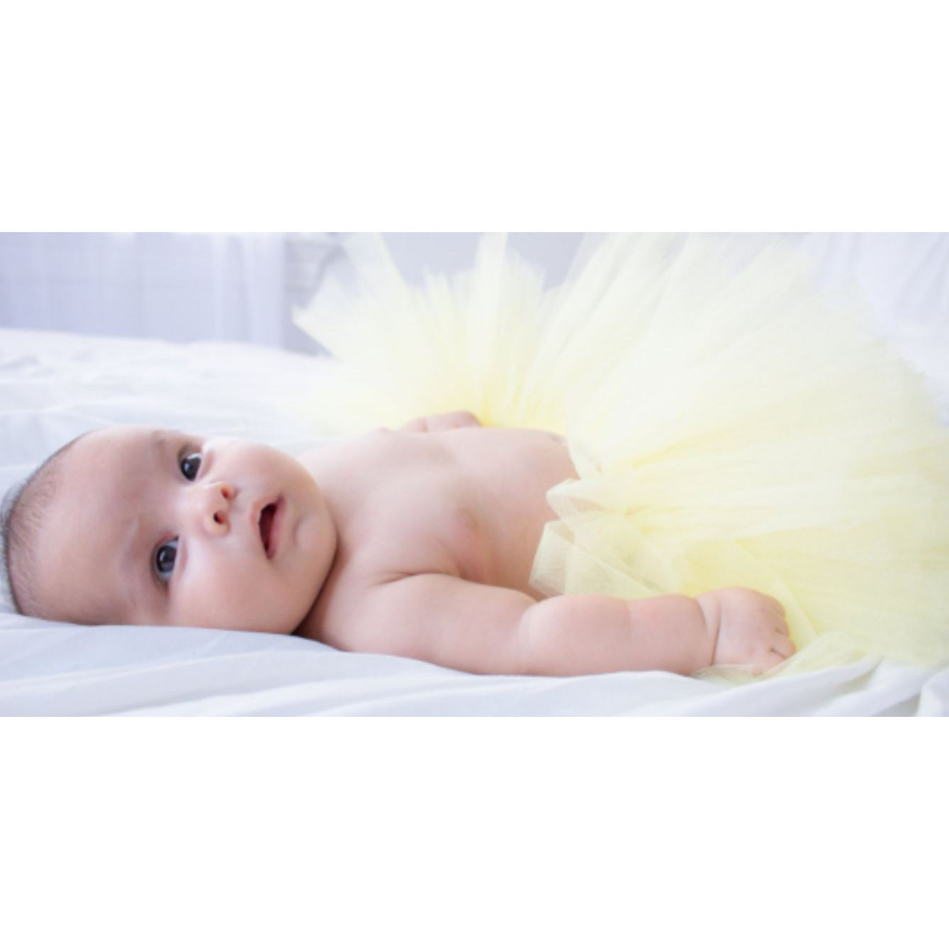 Canary Yellow Tutu