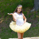 Go For the Gold Tutu