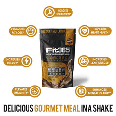Grass-Fed Whey Protein Shake (Caramel Coffee Fitaccino - 1 Pouch)