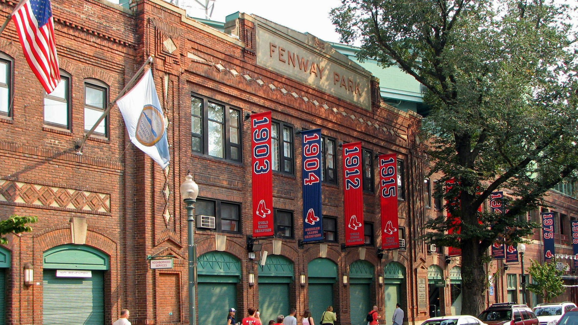 From Yawkey to Jersey Street