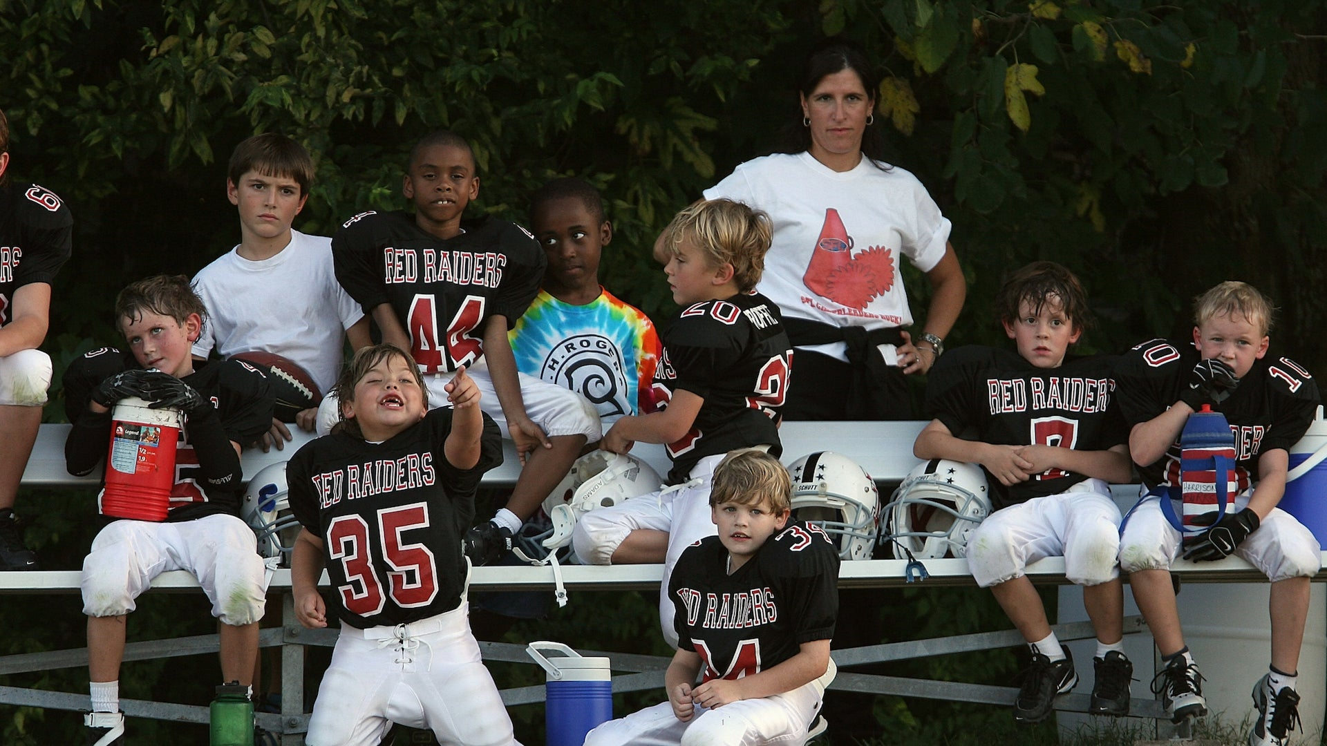All the Awesome Ways Football Moms Rock