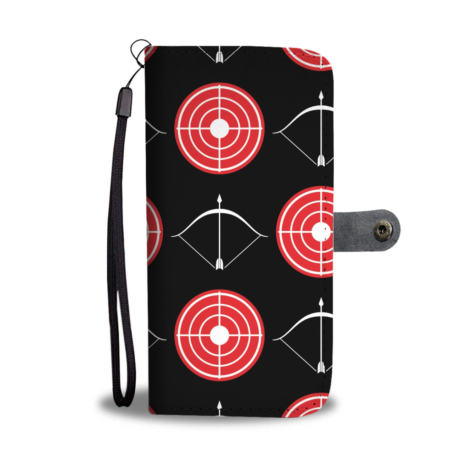 Archery Wallet Case