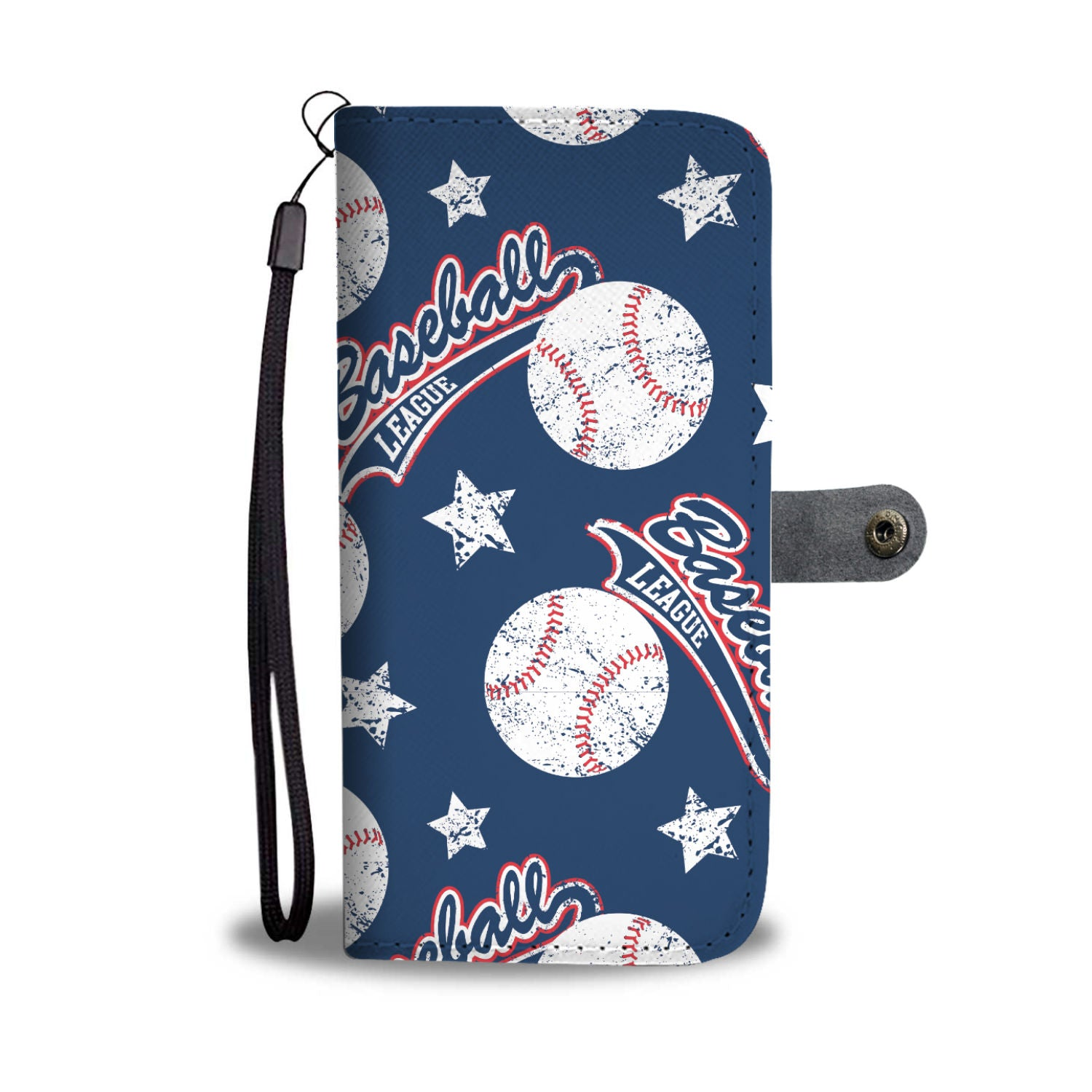 BASEBALL 01 WALLET CASE
