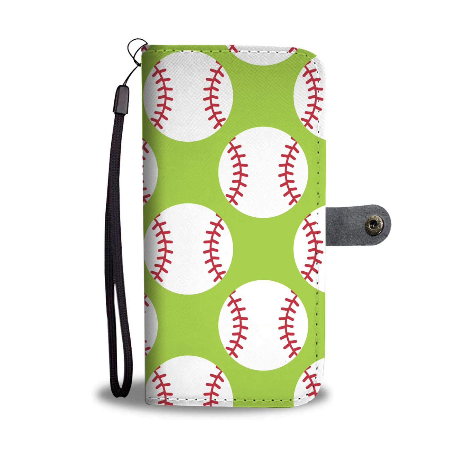 BASEBALL 03 WALLET CASE