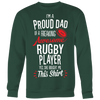 Rugby Proud Dad / She Bought Me This Shirt