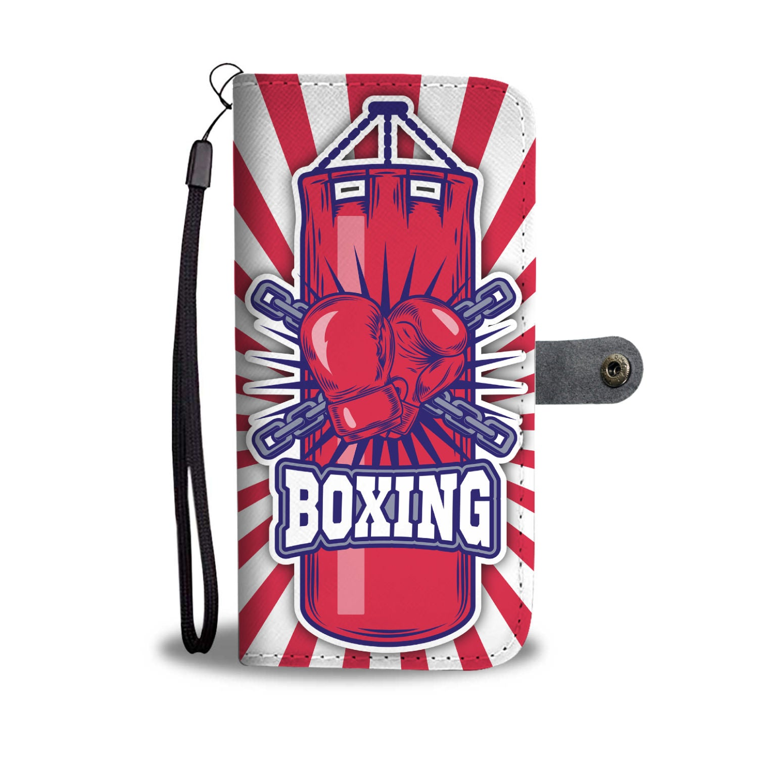BOXING 01 WALLET CASE