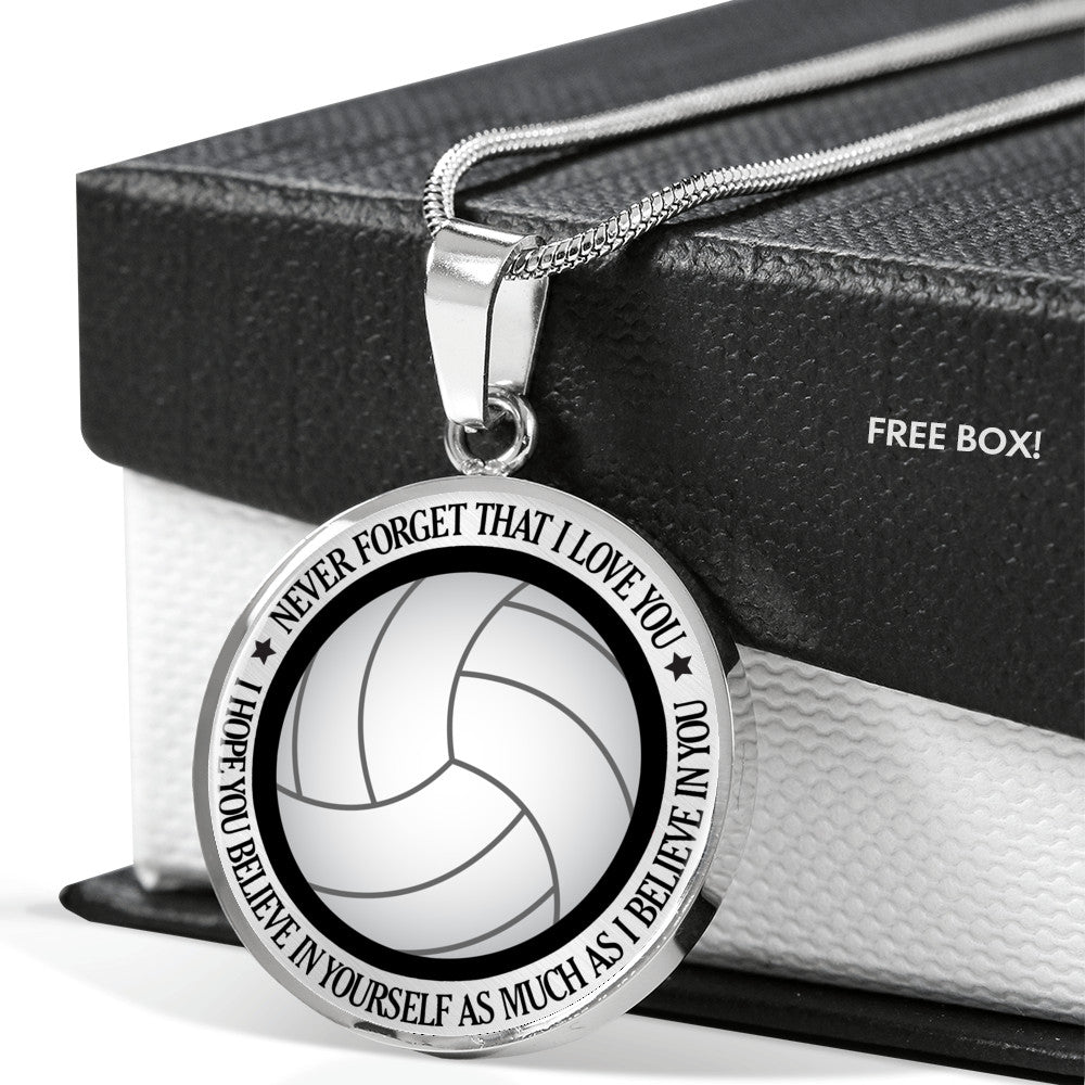 Volleyball Gift Necklace - KSO104