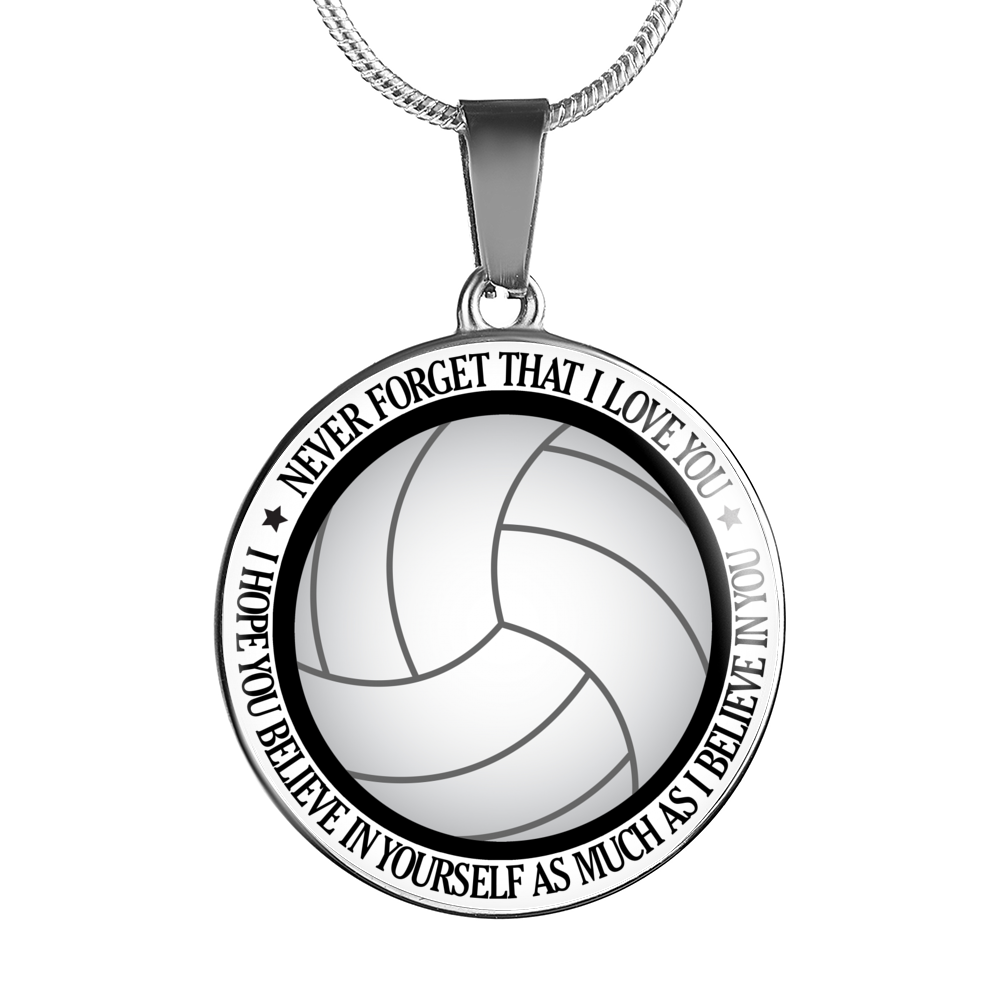 Volleyball - Believe In Yourself