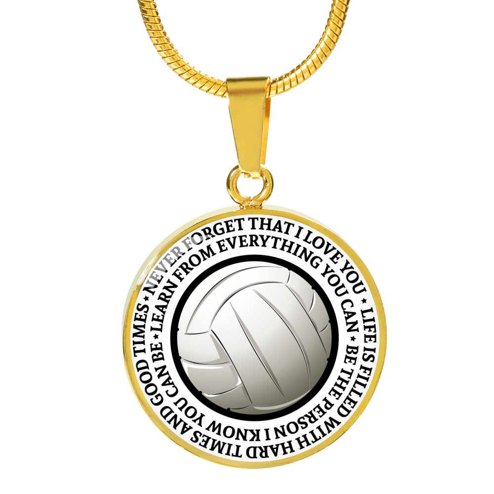 Volleyball - Never Forget That I Love You