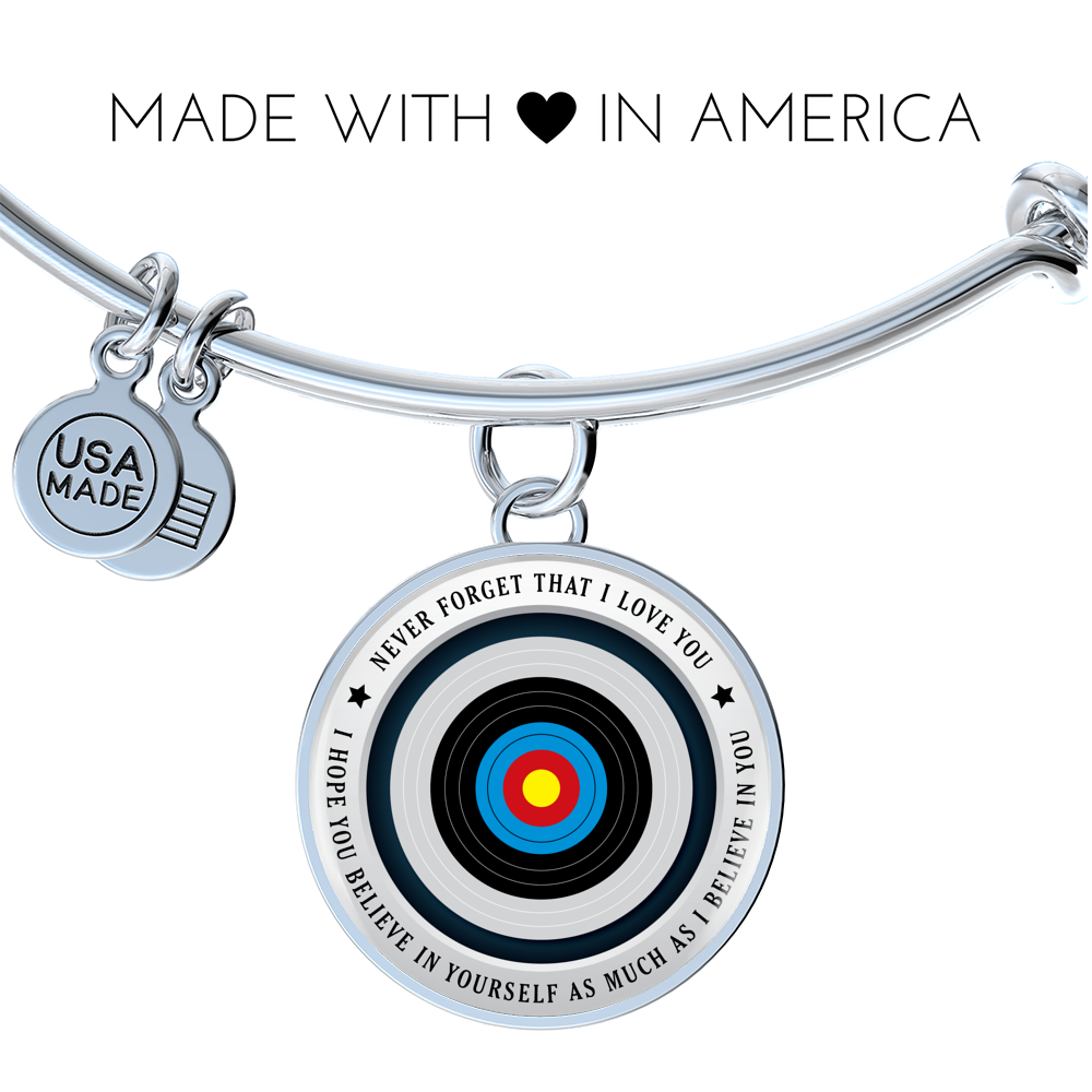Archery Bangle - Believe in yourself