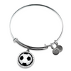 Soccer Bangle - Believe in yourself