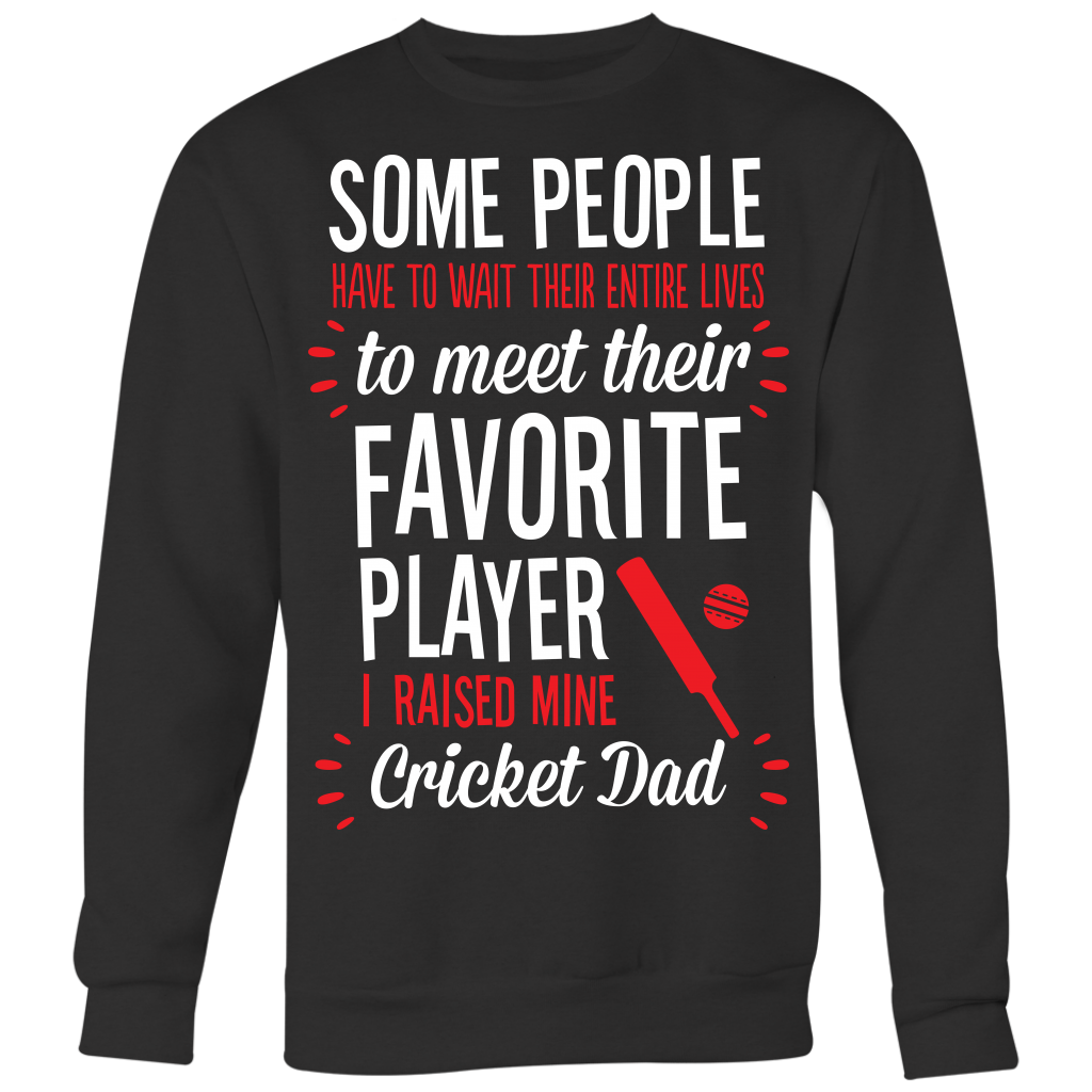 Cricket I Raised Mine