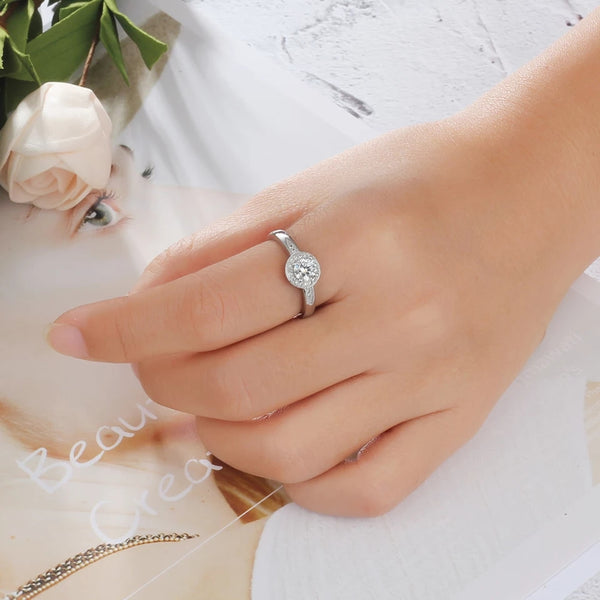 Personalized Promise ring HNS Studio