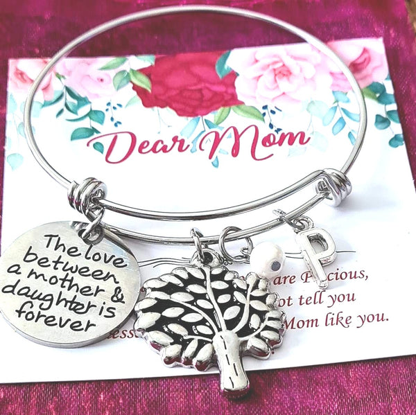 Tree of life Mom Bracelet
