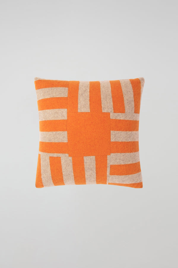 Striped Jersey Pillow