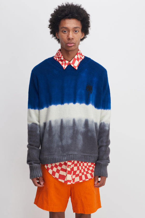 Shop Dyed Palm Regular Sweater