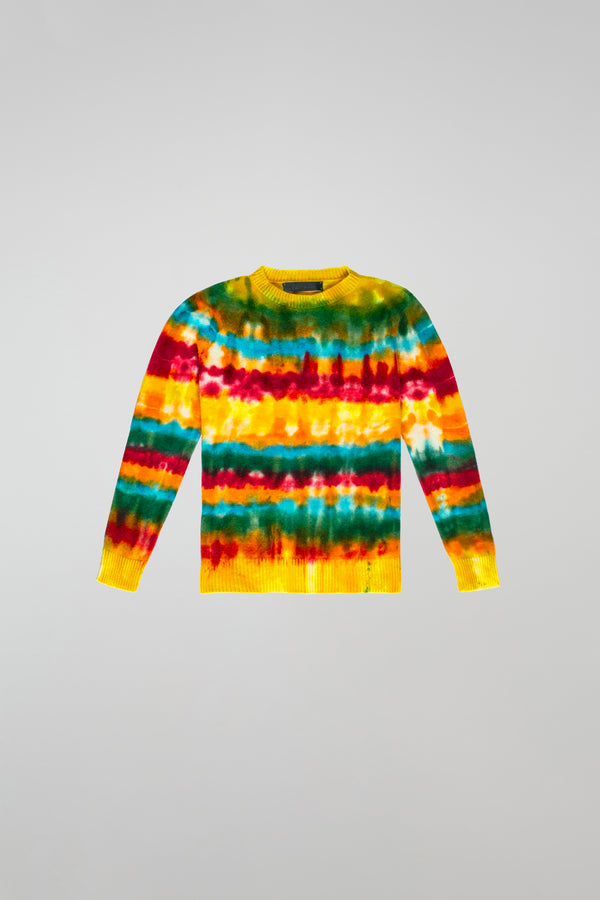 Wacky Dyed Simple Crew