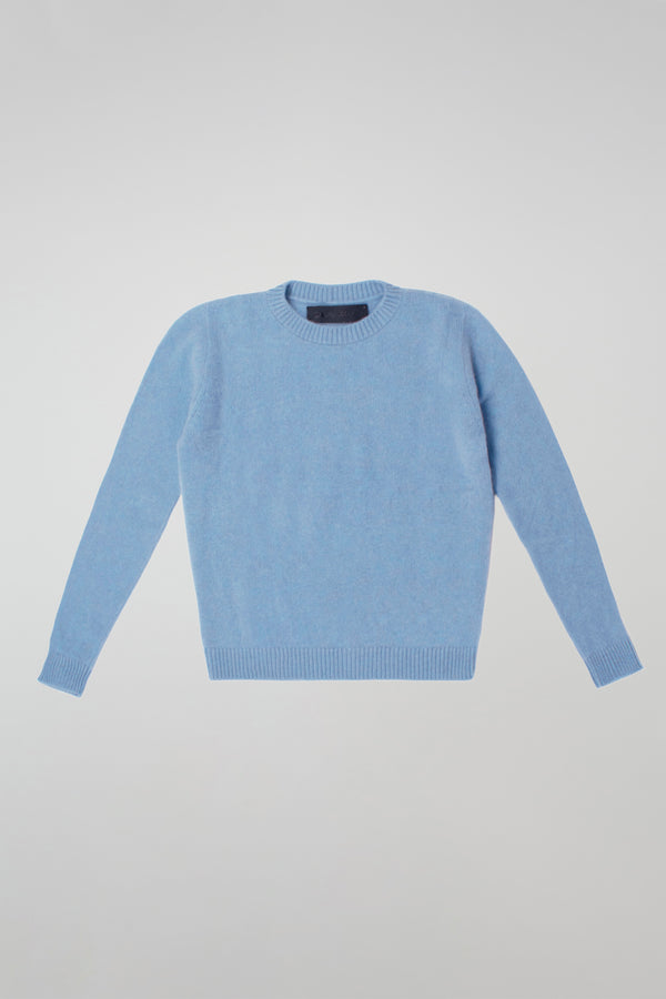 Cropped Simple Crew