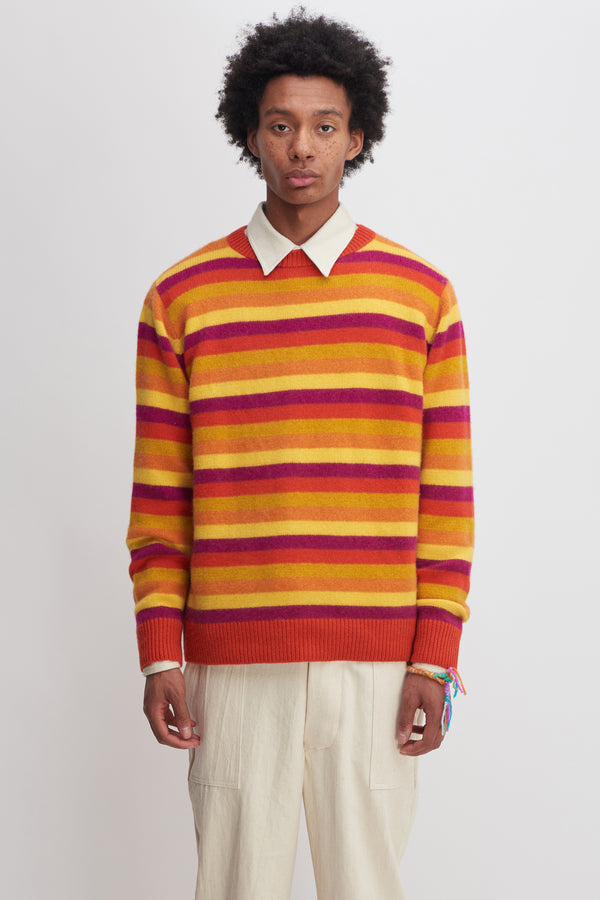 Shop Inch Stripe Crew
