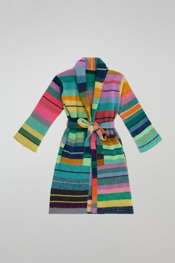 Stripe Super Soft Robe