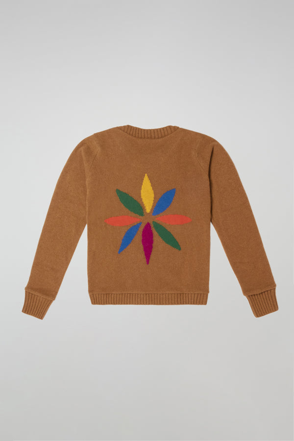 Wild Spinner Regular Sweater