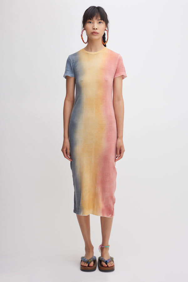 Shop Gradient Cotton Cash Maxi Dress