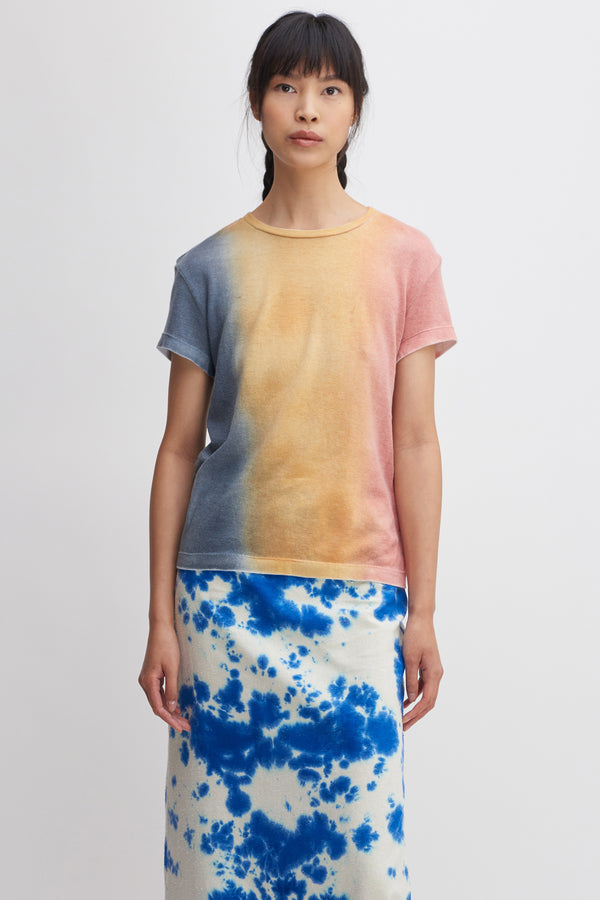 Shop Gradient Cotton Cash Girls Tee