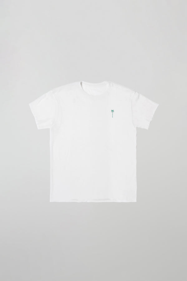 Palm Embroidered Favorite Tee