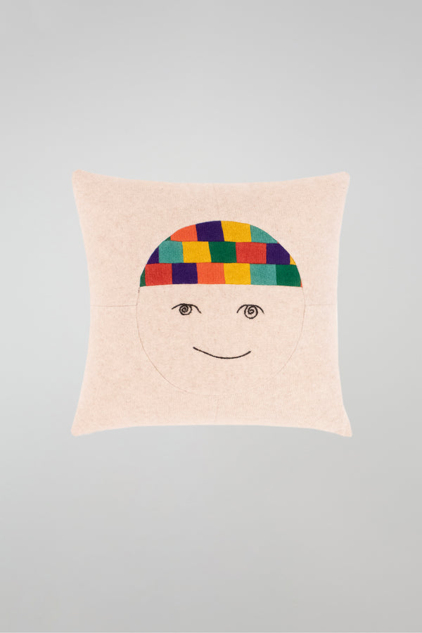 20X20 Face Pillow