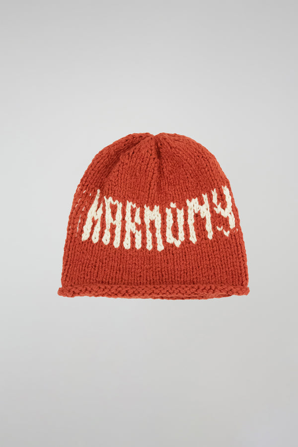Hand-Knit Truth & Harmony Hat