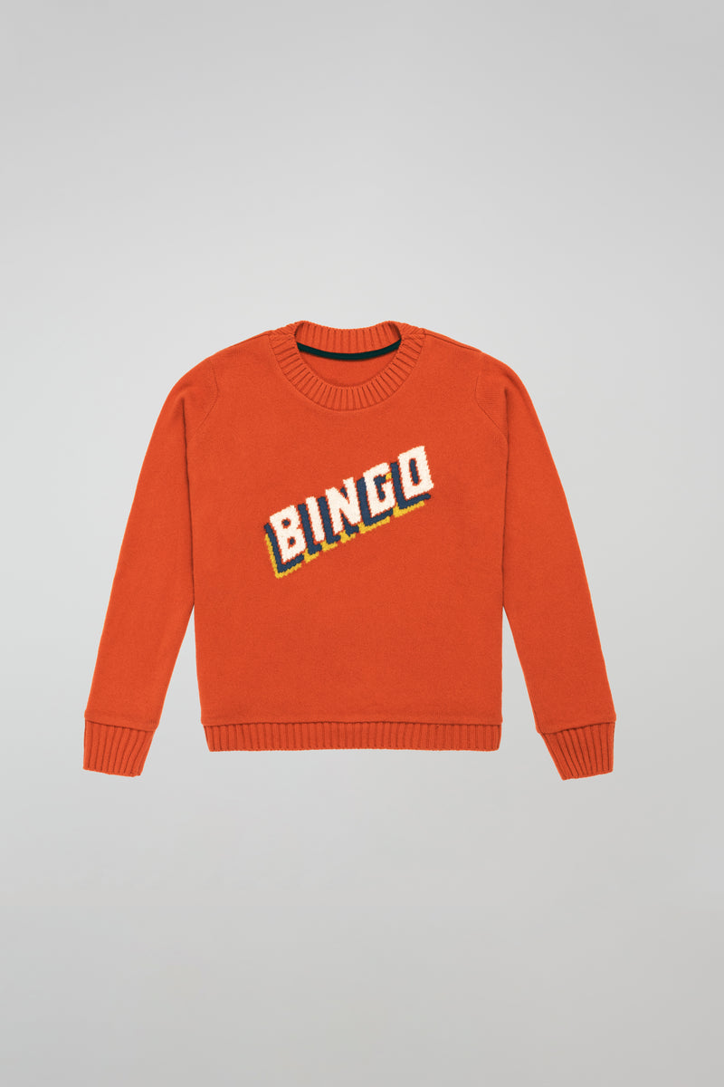 Bingo Regular Sweater